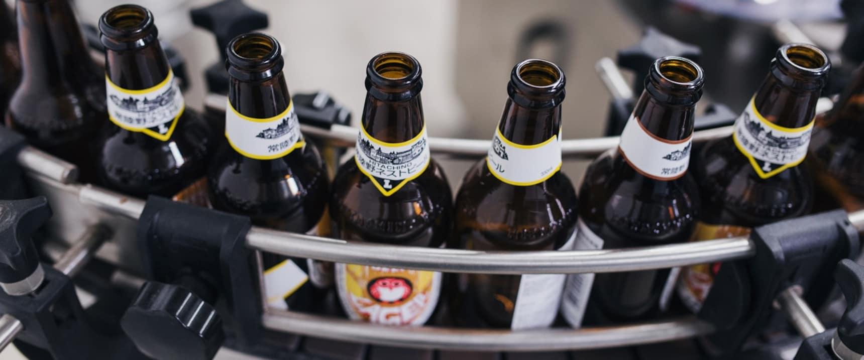 """사케 양조에서 맥주 양조에 도전한 """"부엉이 맥주"""""""