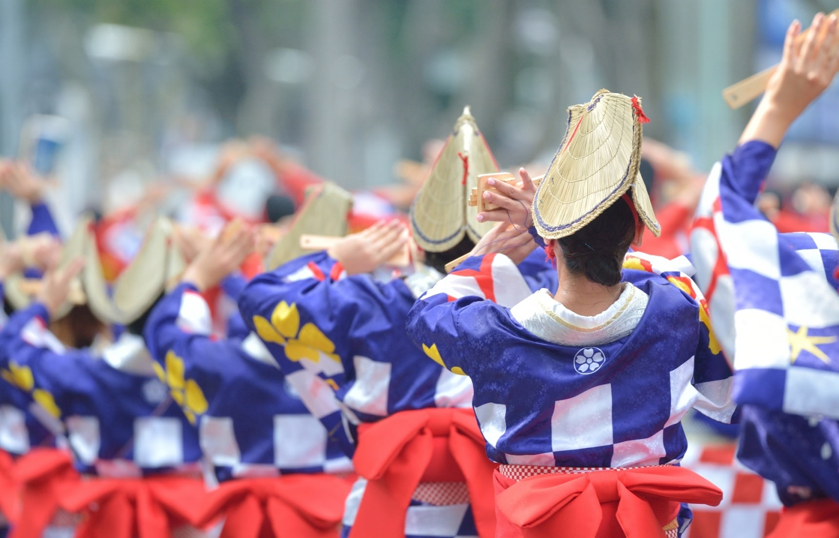 Enjoy Cross-Cultural Festivals at Yoyogi Park