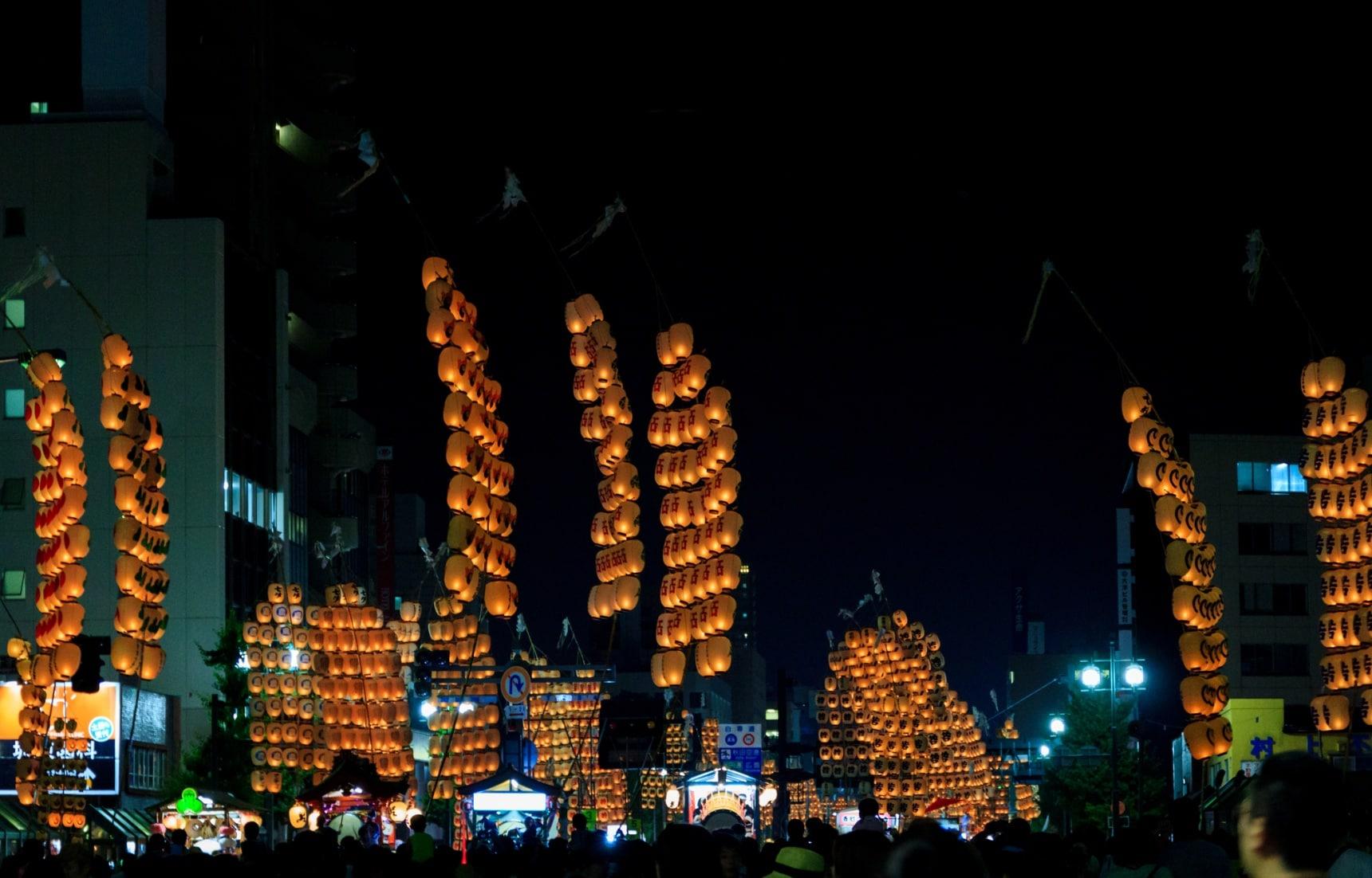 ข้อมูล 10 งานเทศกาลน่าชมของญี่ปุ่น