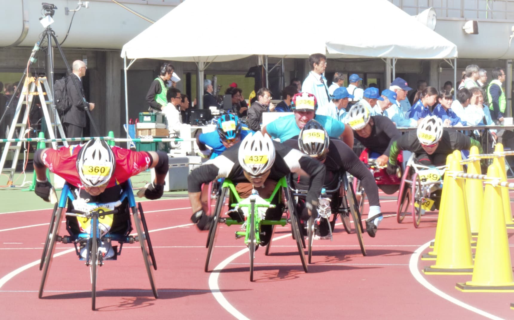 Oita International Wheelchair Marathon