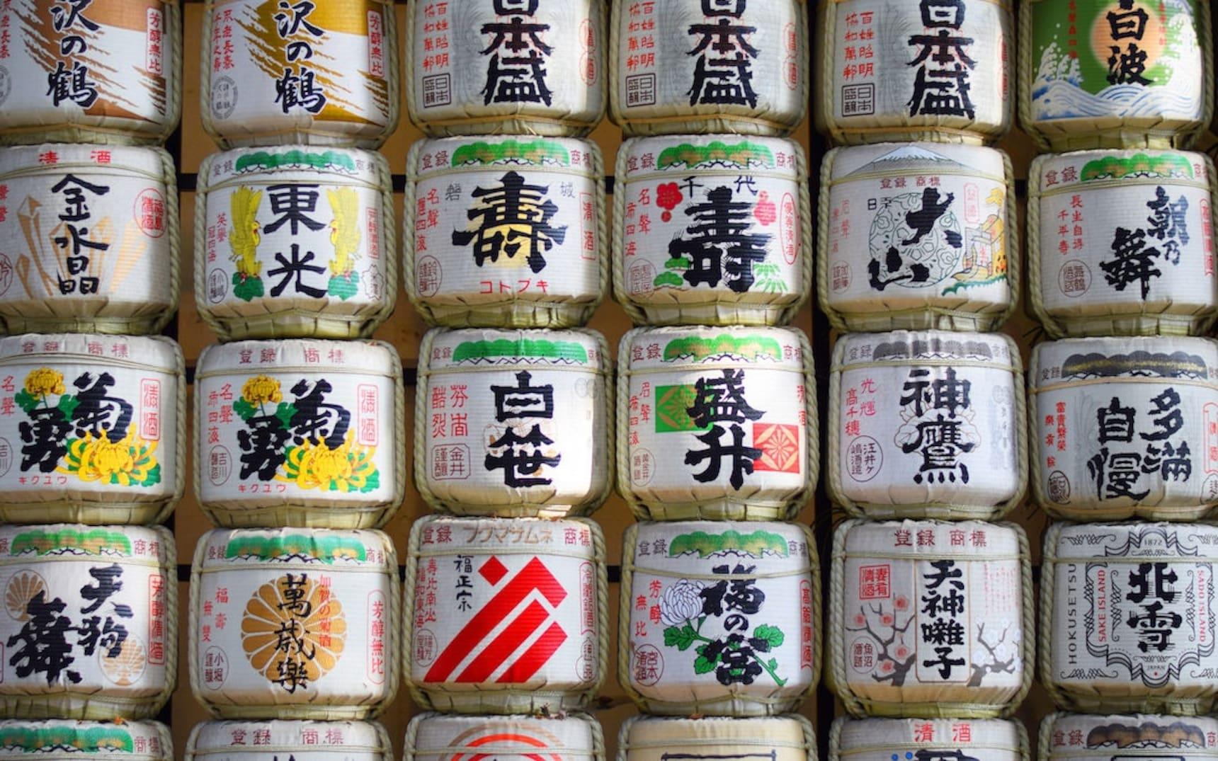일본 전통술 니혼슈에 관한 모든 것