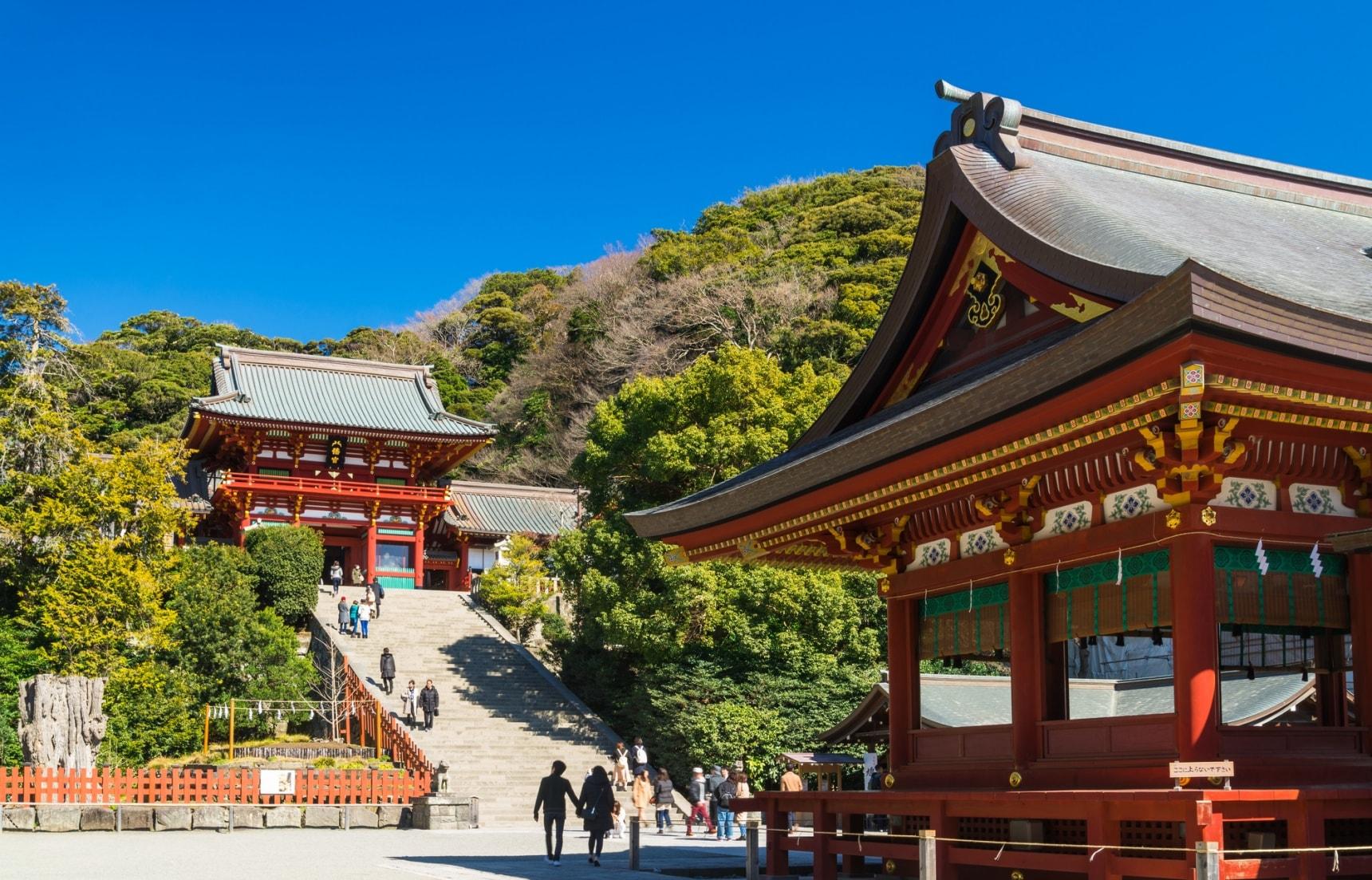 10 Great Sights in Kamakura & Enoshima