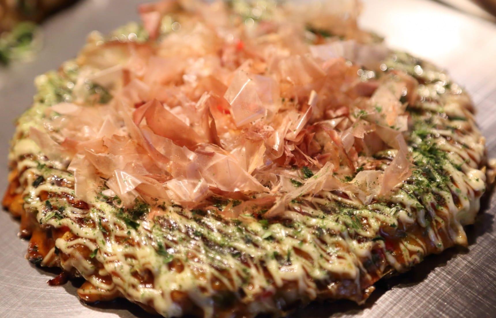 오코노미야키 매니아를 위한 맛집