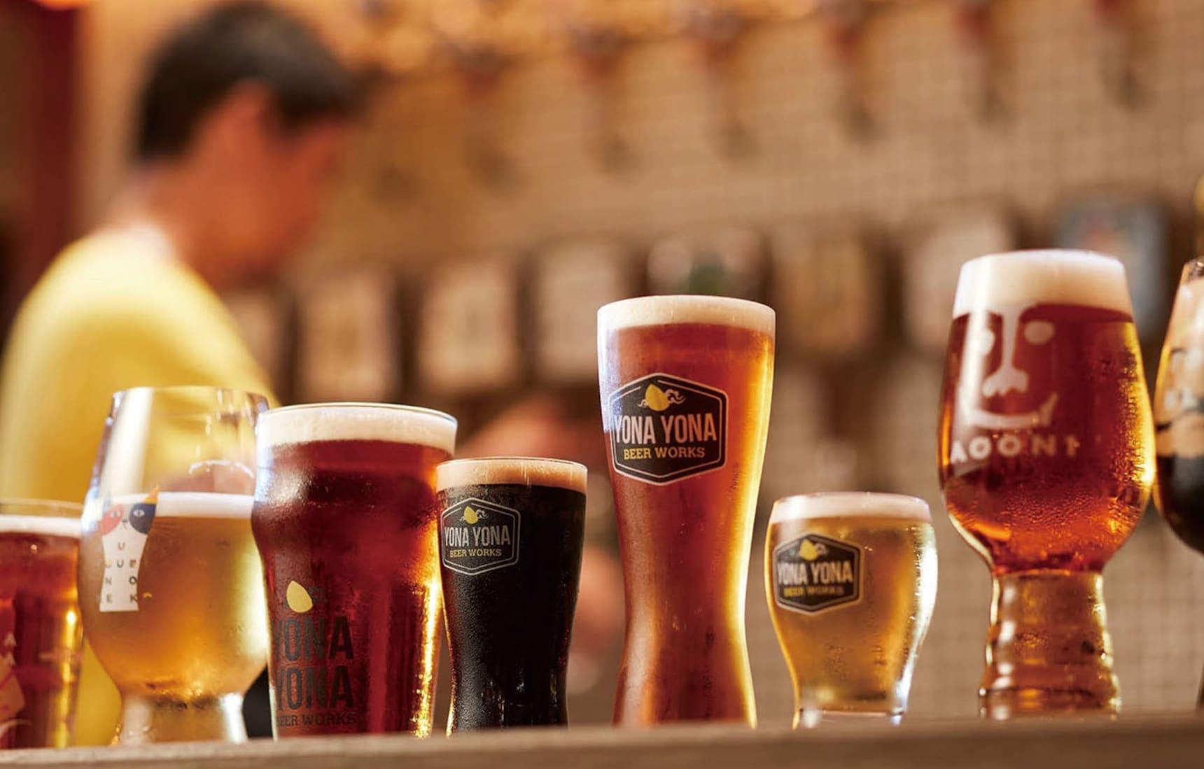 일본 지역 맥주 BEST 10 1부
