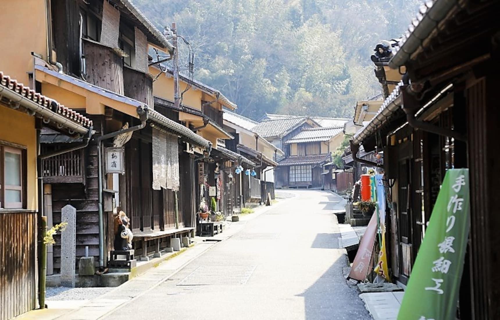 入住世界遺產「石見銀山」,實踐島根「大森町」與歷史共存的生活哲學