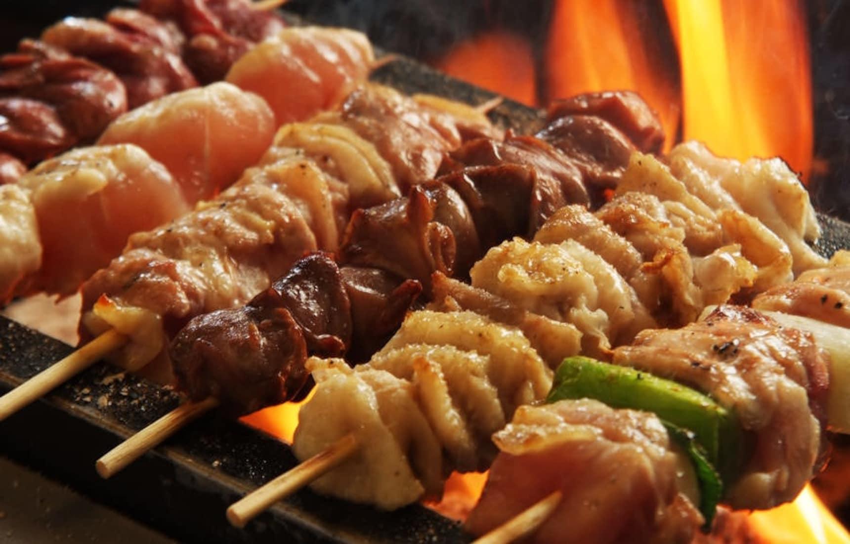 일본의 국민 술안주 '닭꼬치' 3부