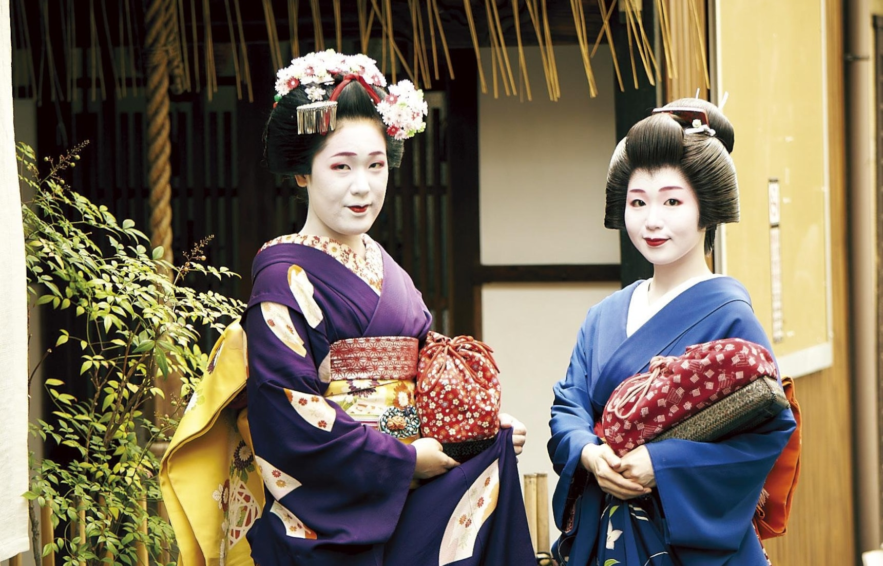 Omotenashi of English-Speaking Geisha in Kyoto