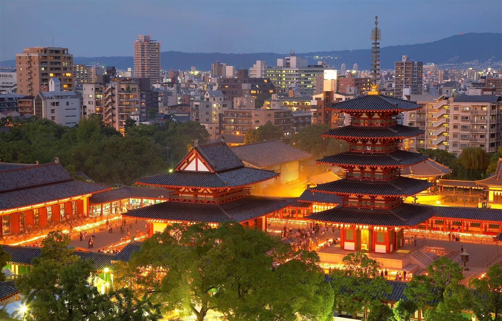 找回心靈寧靜的角落!到歷史悠久的大阪「下寺町」體驗新時代寺廟宿坊