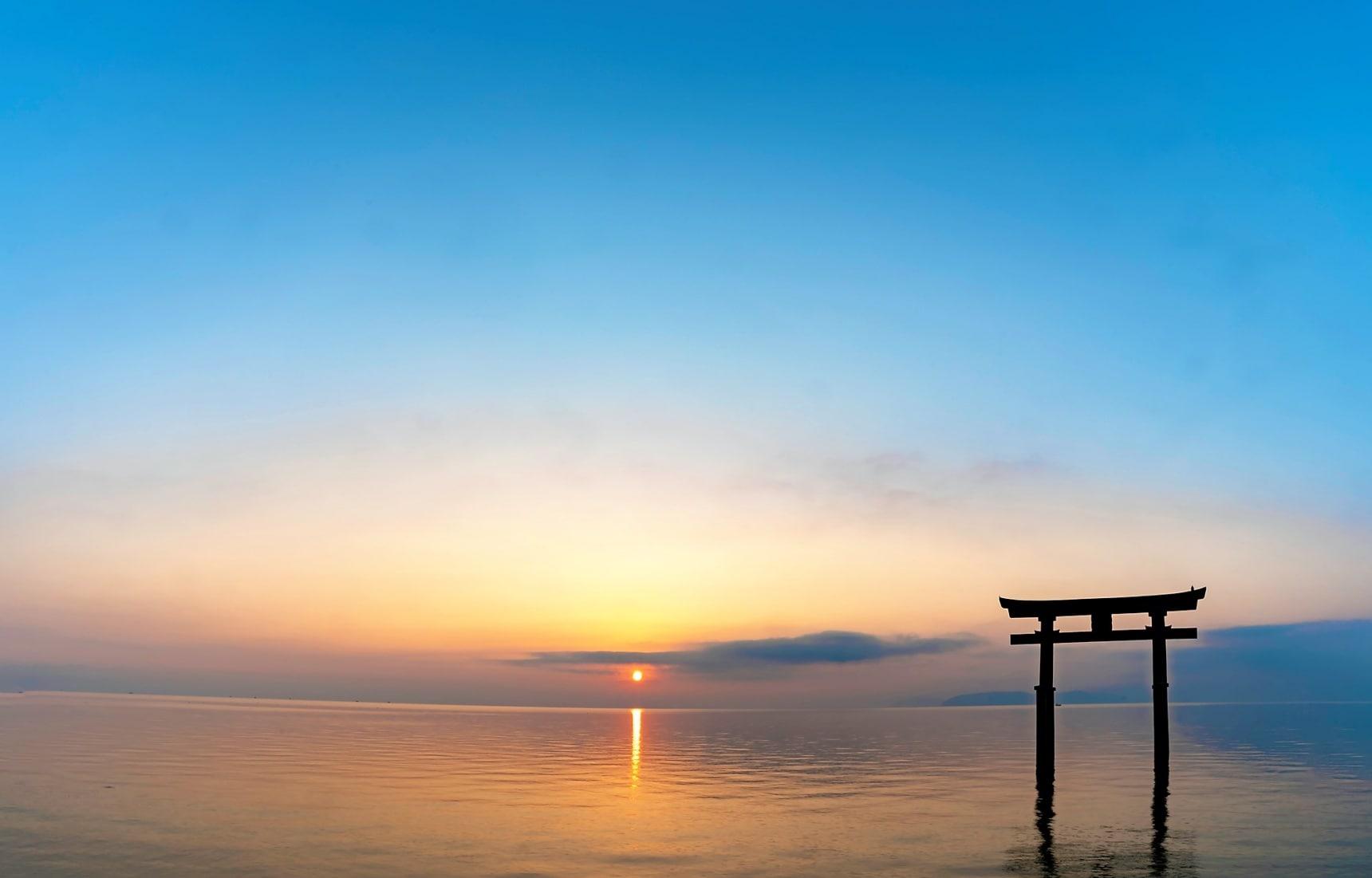 【關西自由行】京都出發一日小旅行!滋賀・佐川美術館×白鬚神社~琵琶湖周邊的現代與傳統美學之旅