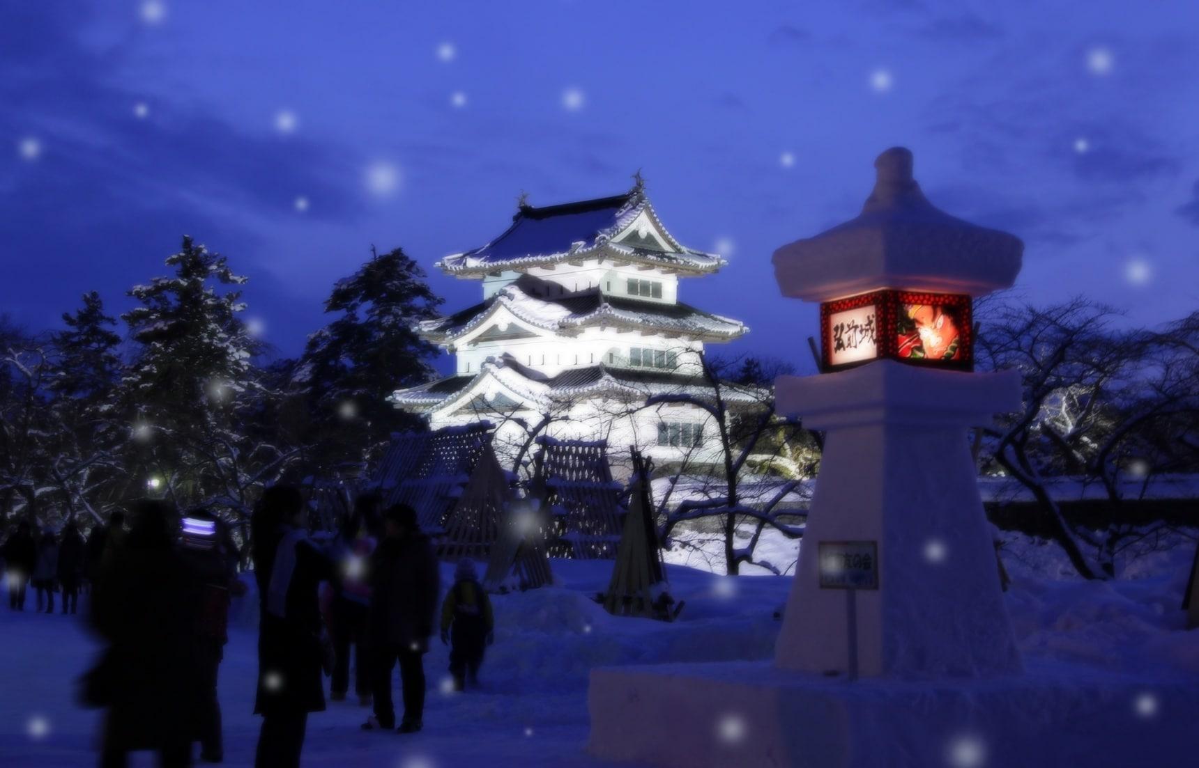 冬季相約在日本~2019一定不能錯過的冬季雪祭&花火大會