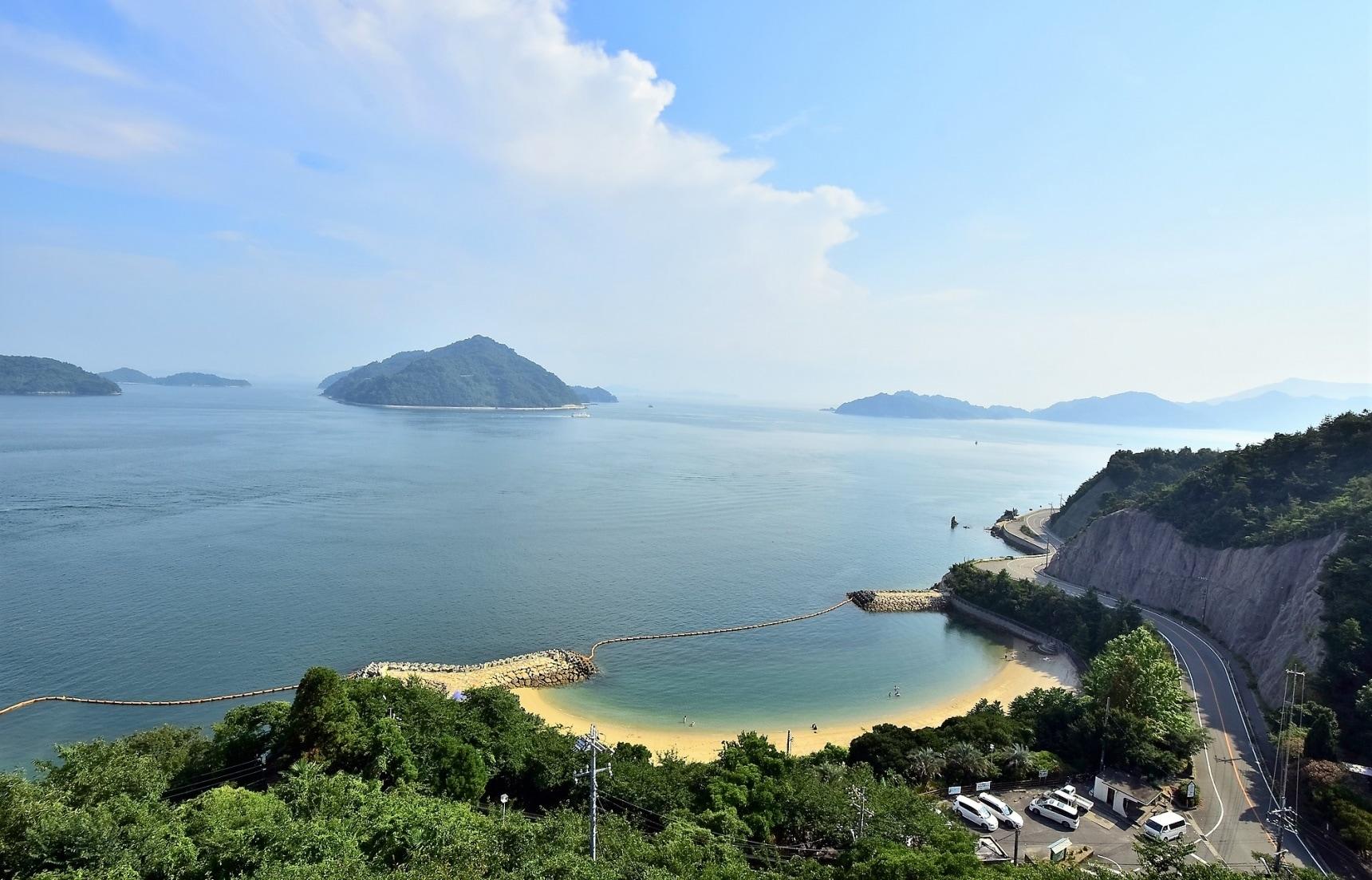 走訪木江純樸老街,入住瀨戶內海・廣島「大崎上島」上的絕景溫泉旅館