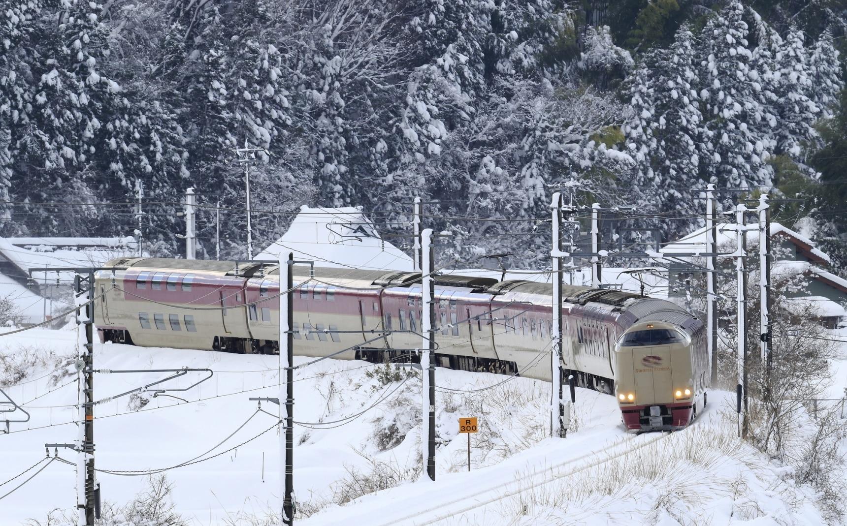 搭乘「Sunrise瀬戸・出雲號」來趟前進西日本的寢台列車之旅