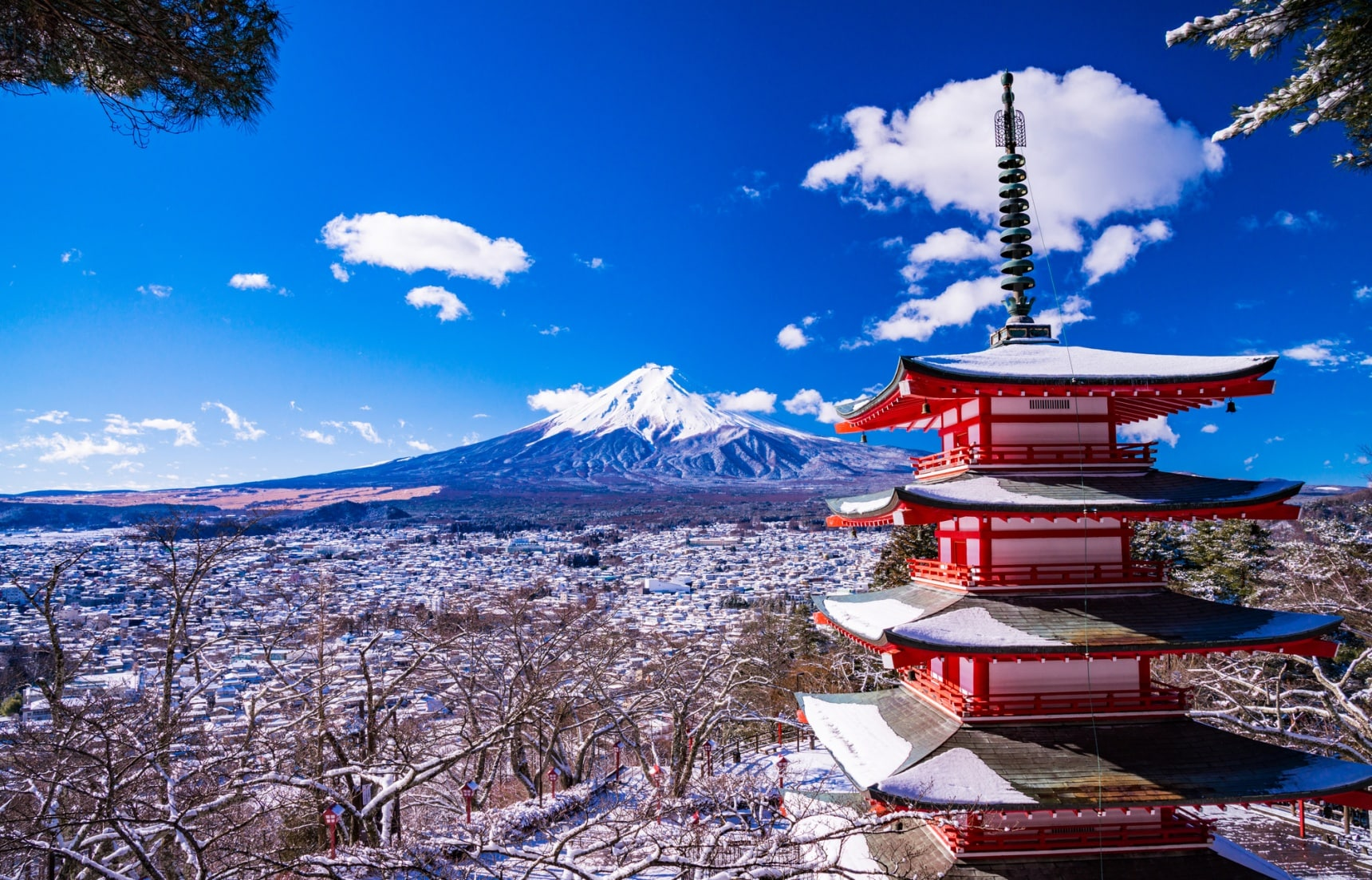 Winter Tips for Visiting Japan