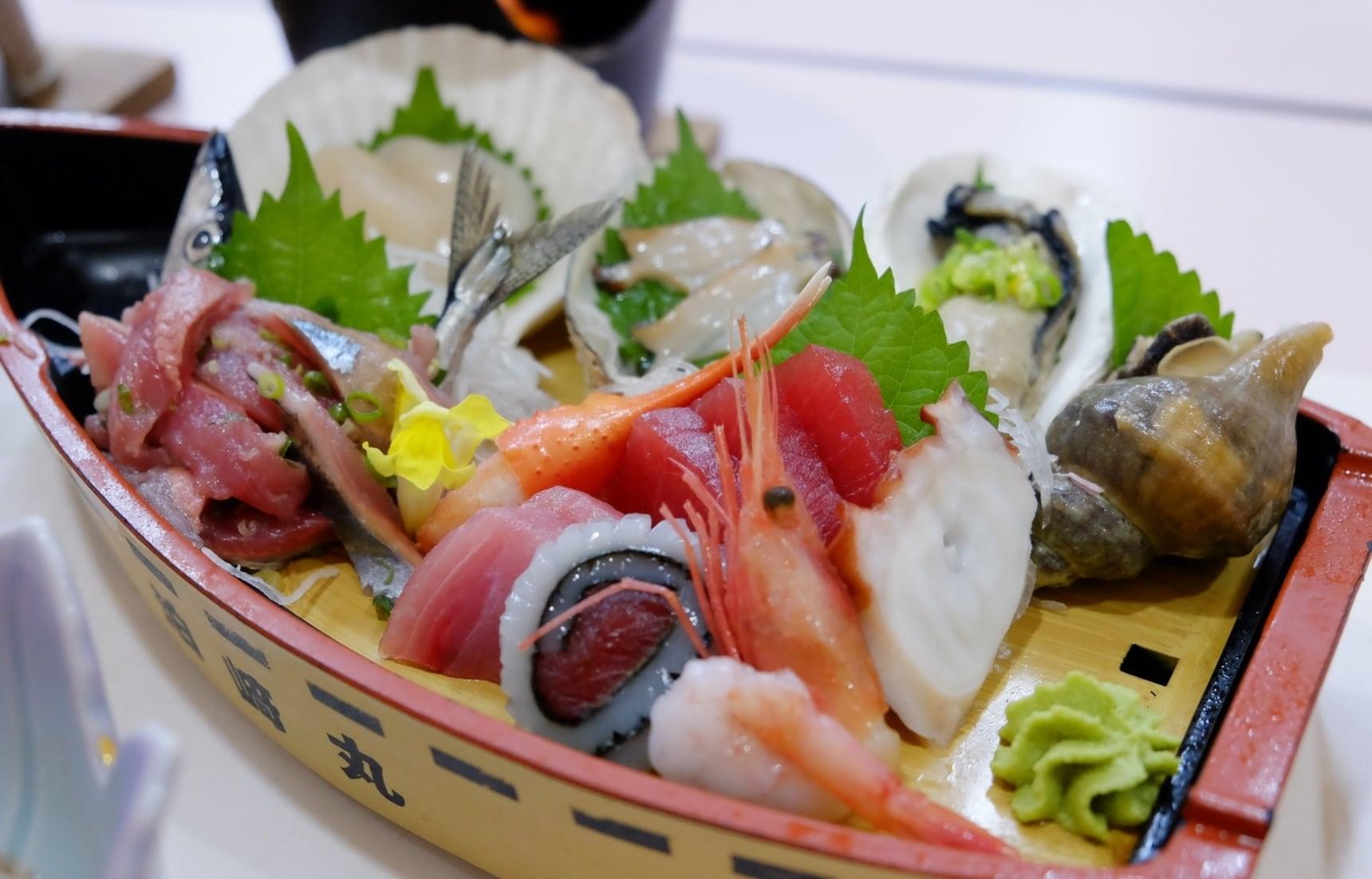 美食體驗購物樣樣有!仙台出發兩天一夜海味小旅行
