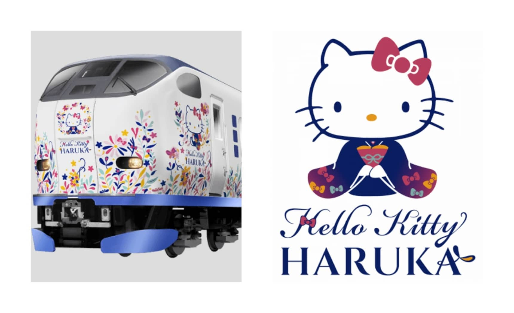 JR West & Hello Kitty Combine for Max 'Kawaii'
