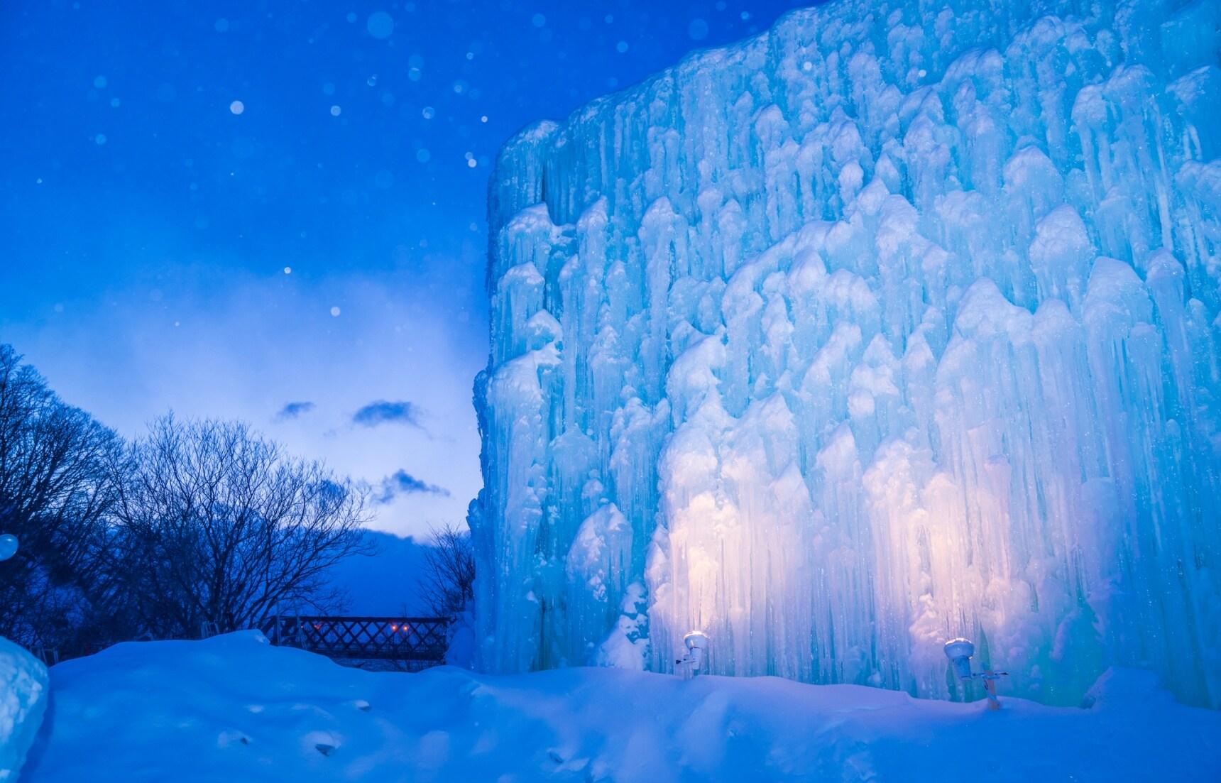 10 เทศกาลหิมะน่าเที่ยวทั่วญี่ปุ่น
