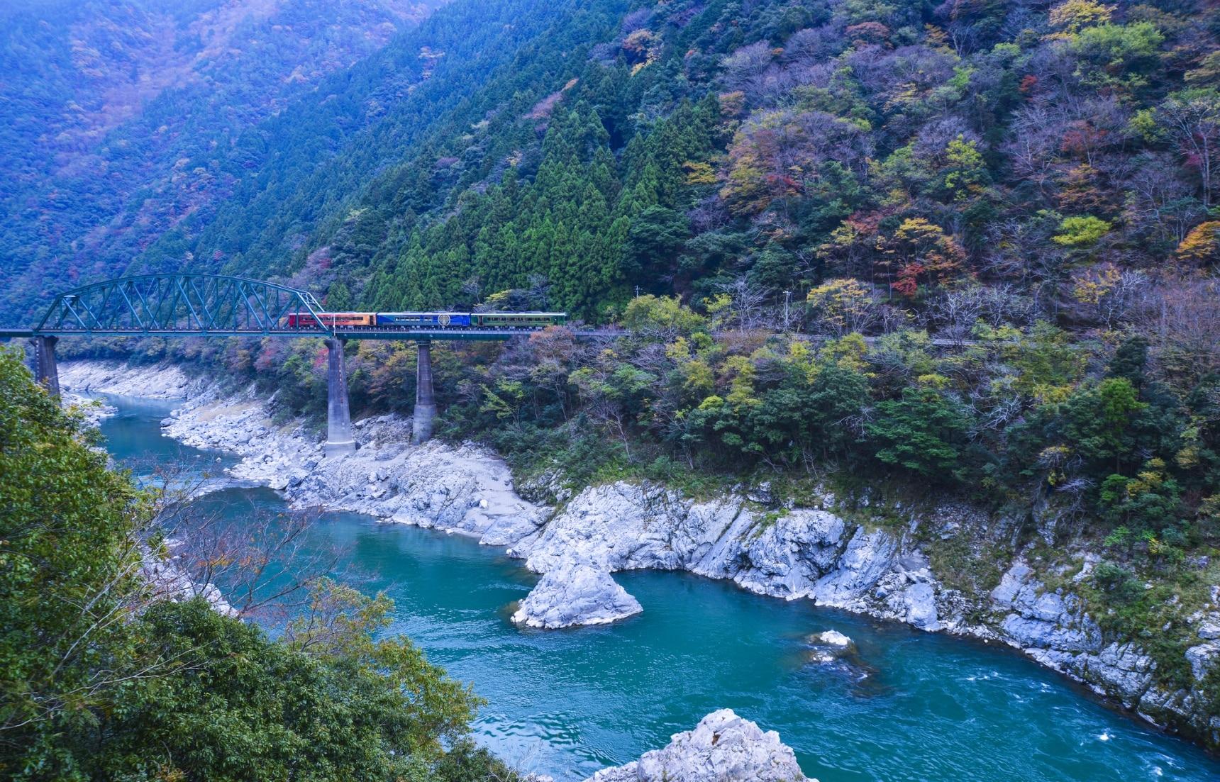 Discover Secret Scenic Spots in Japan