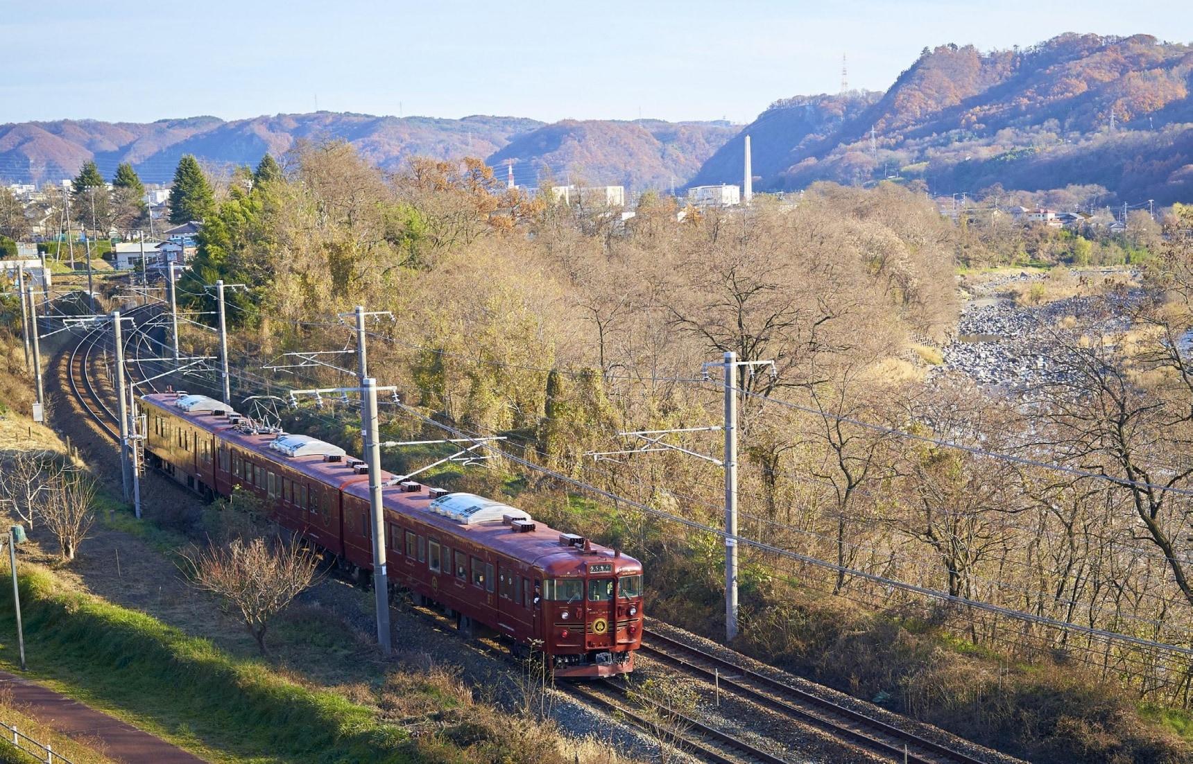 A Gourmet Train Journey to Sample Shinshu