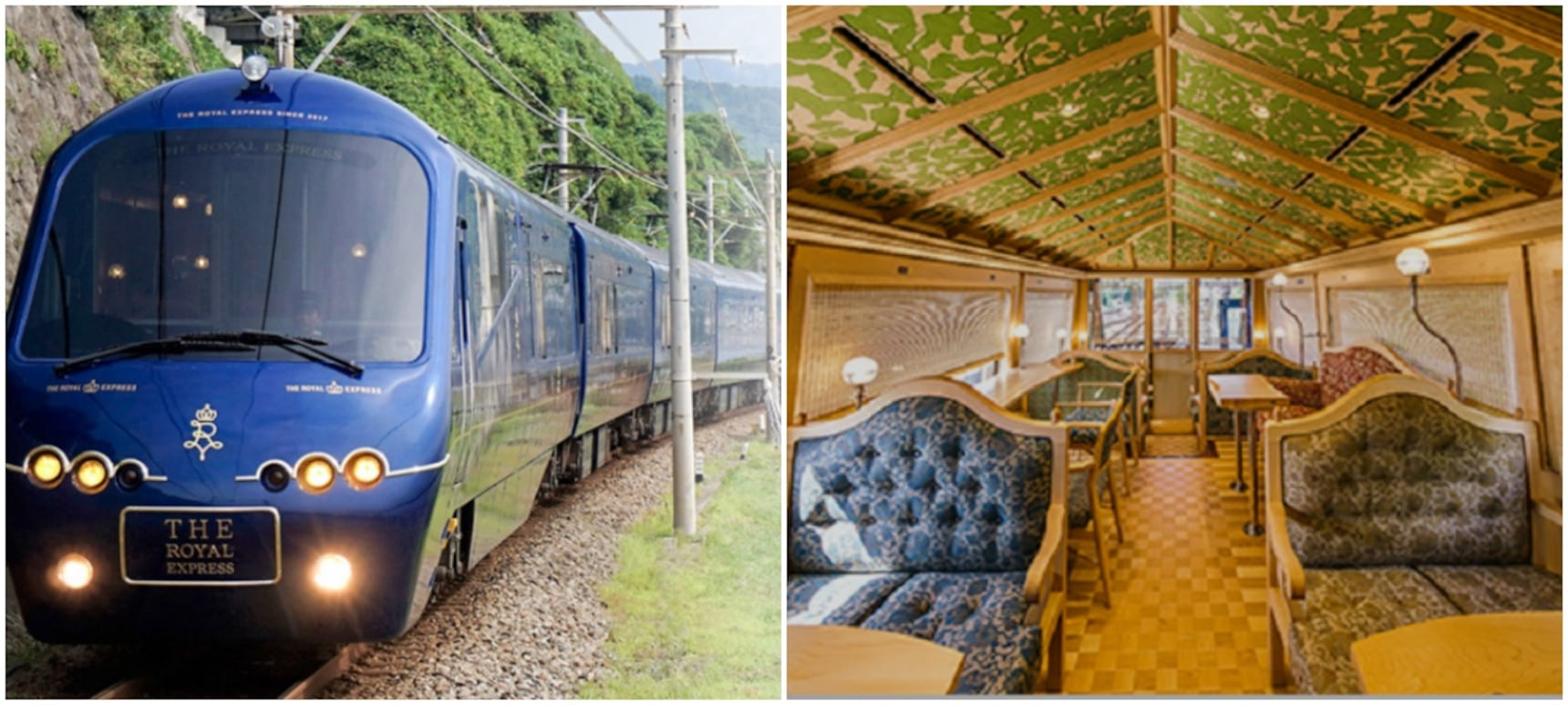Luxury Sightseeing Train Coming to Hokkaido