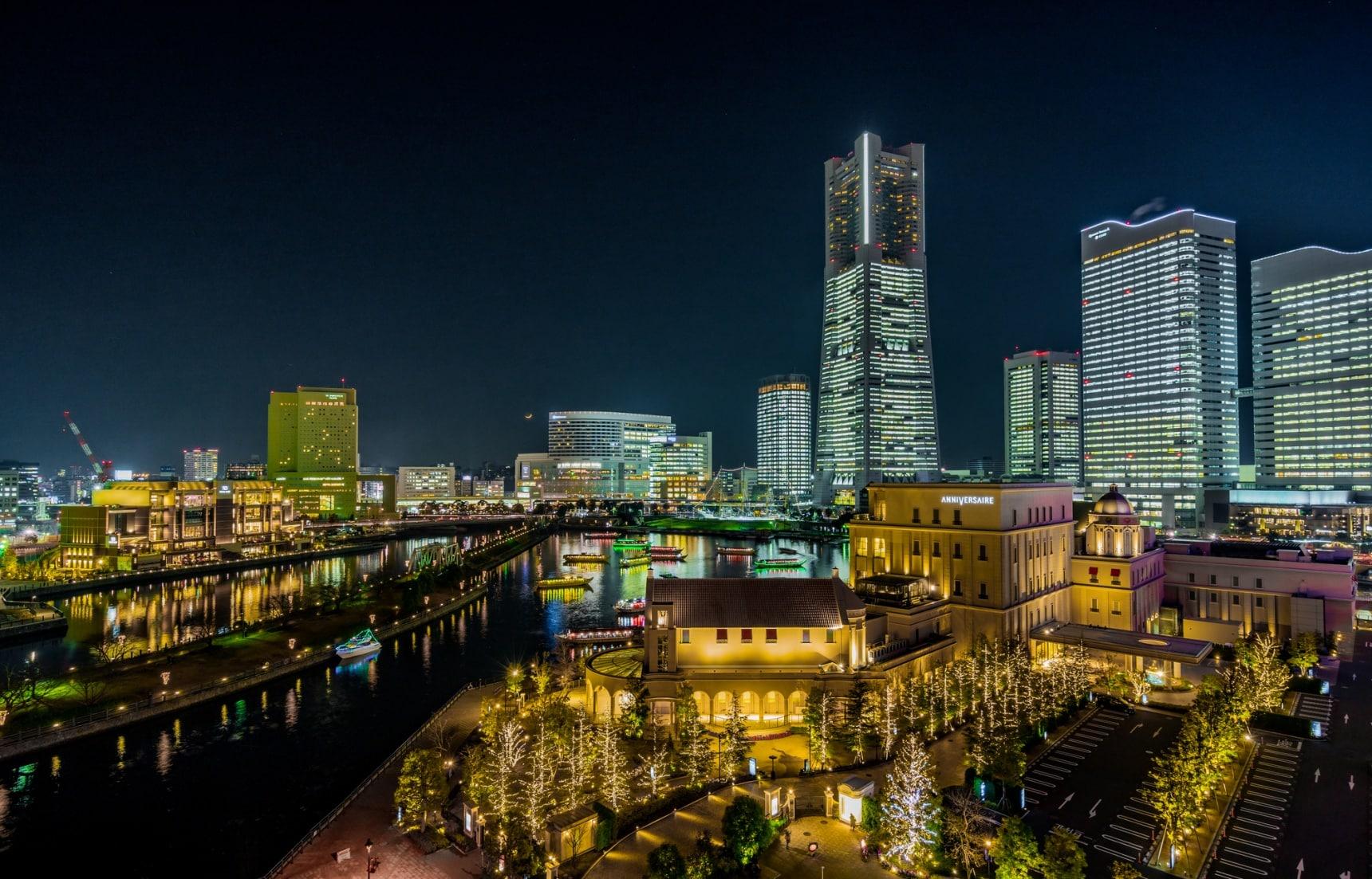 Yokohama: The Most Desirable City in Kanto