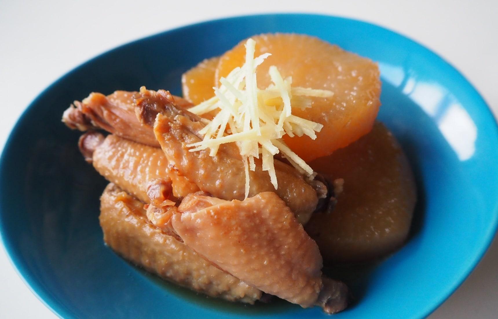 สูตรปีกไก่ต้มโชยุแบบญี่ปุ่น ทำง่ายๆได้ที่บ้าน
