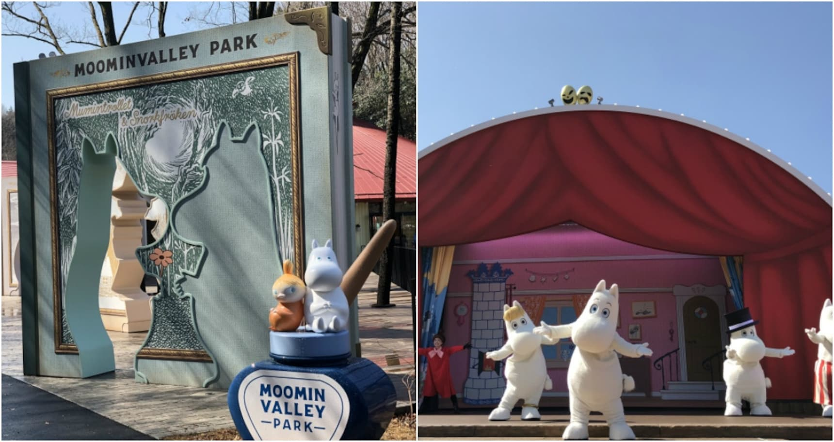 Enjoy the Magic of Moomin at Moominvalley Park