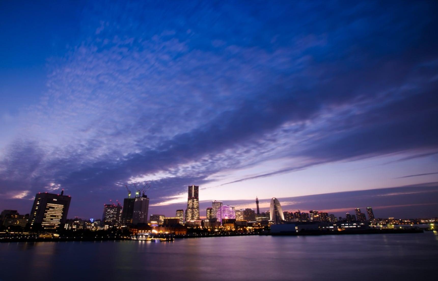 【橫濱自由行】港都橫濱,浪漫滿城!橫濱一日景點推薦