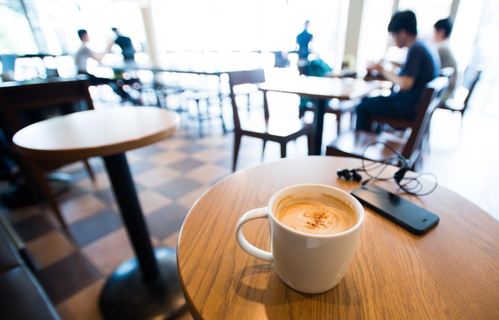 旅遊就該浪費在咖啡上!值得再訪的6間特色東京咖啡廳