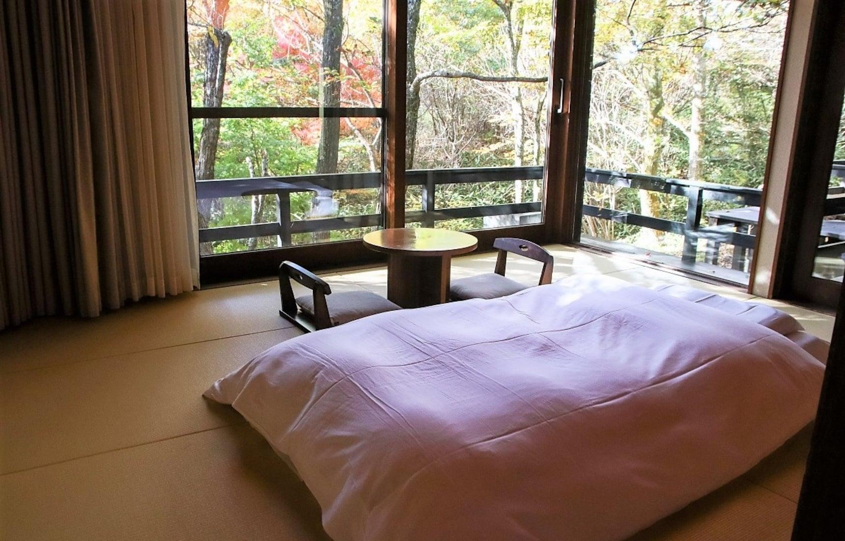 【星野集團住宿】被森林環抱的私家露天溫泉旅宿・界 阿蘇