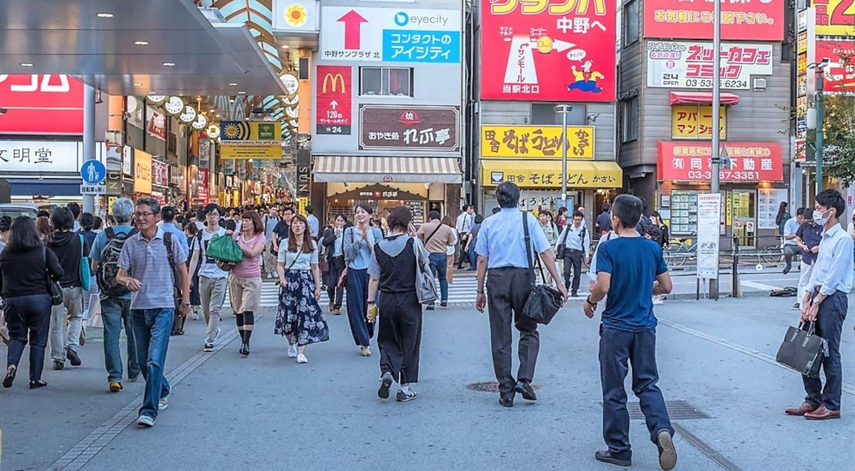 【東京美食】不再只是小秋葉原!中野平價美食看這裡