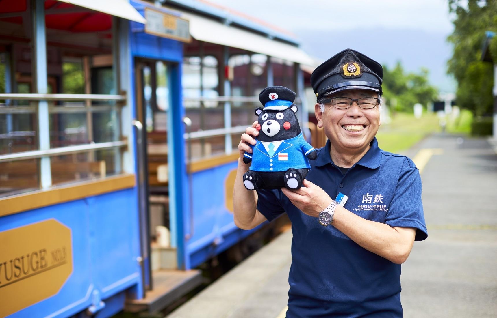 【日本觀光列車特輯・熊本篇】承載著恢復往日風光心意的「トロッコ列車(蒸汽小火車)」