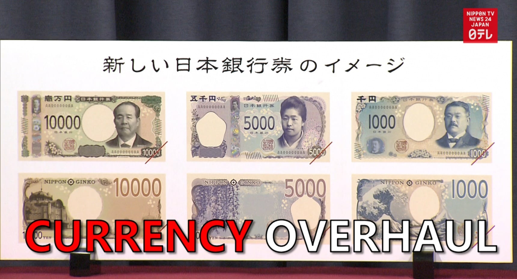 A Look Behind the Yen Makeover