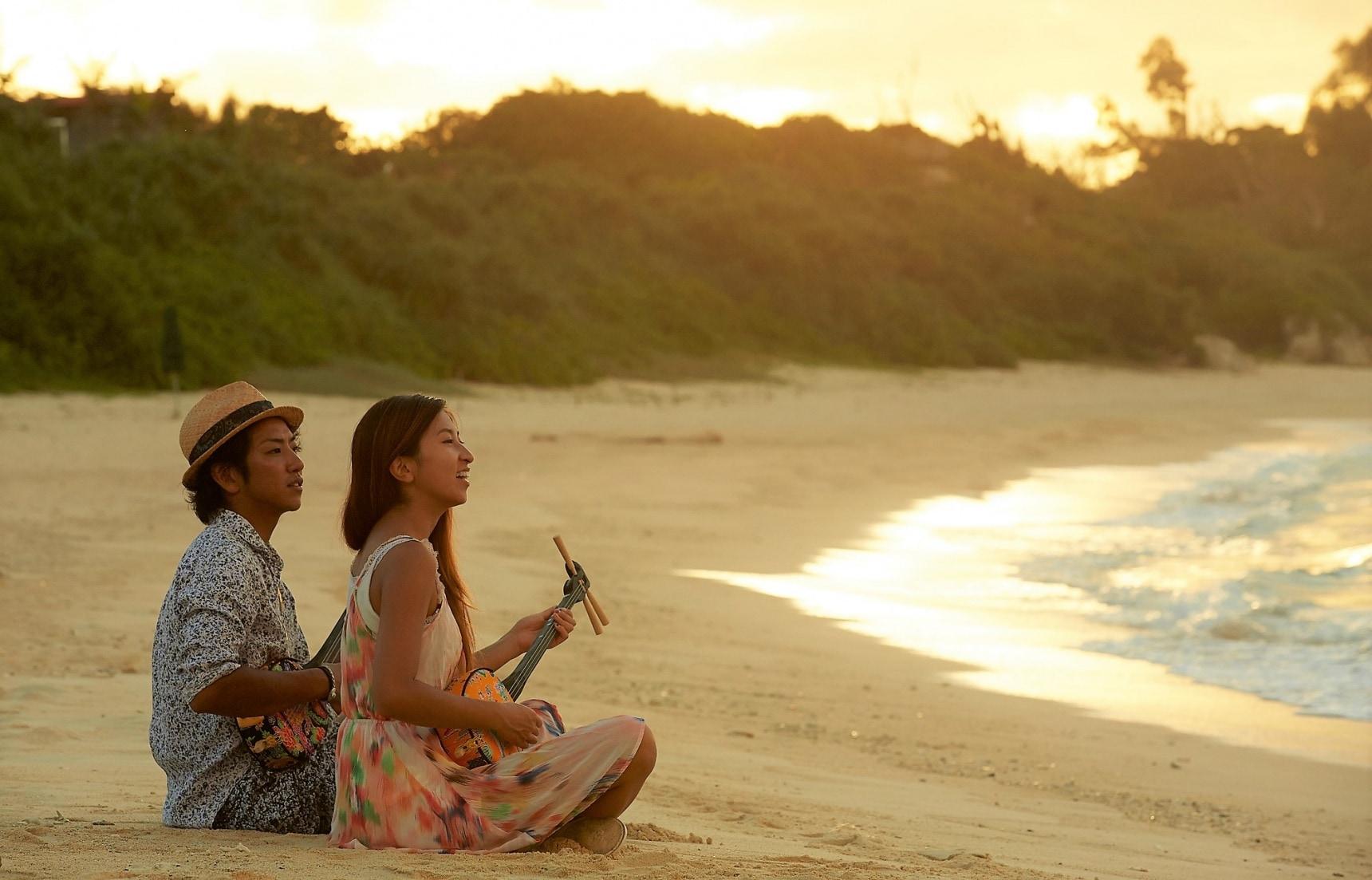 在沖繩遇到愛!戀人必訪的五個愛情增溫場景