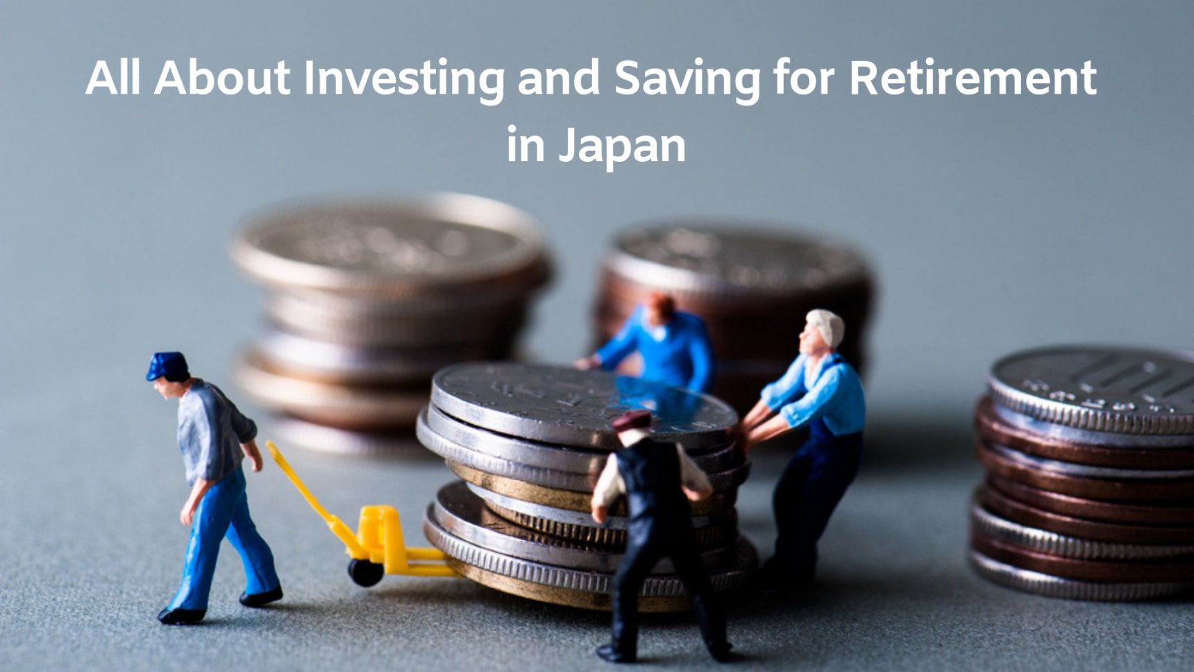 All About Investing for Retirement in Japan