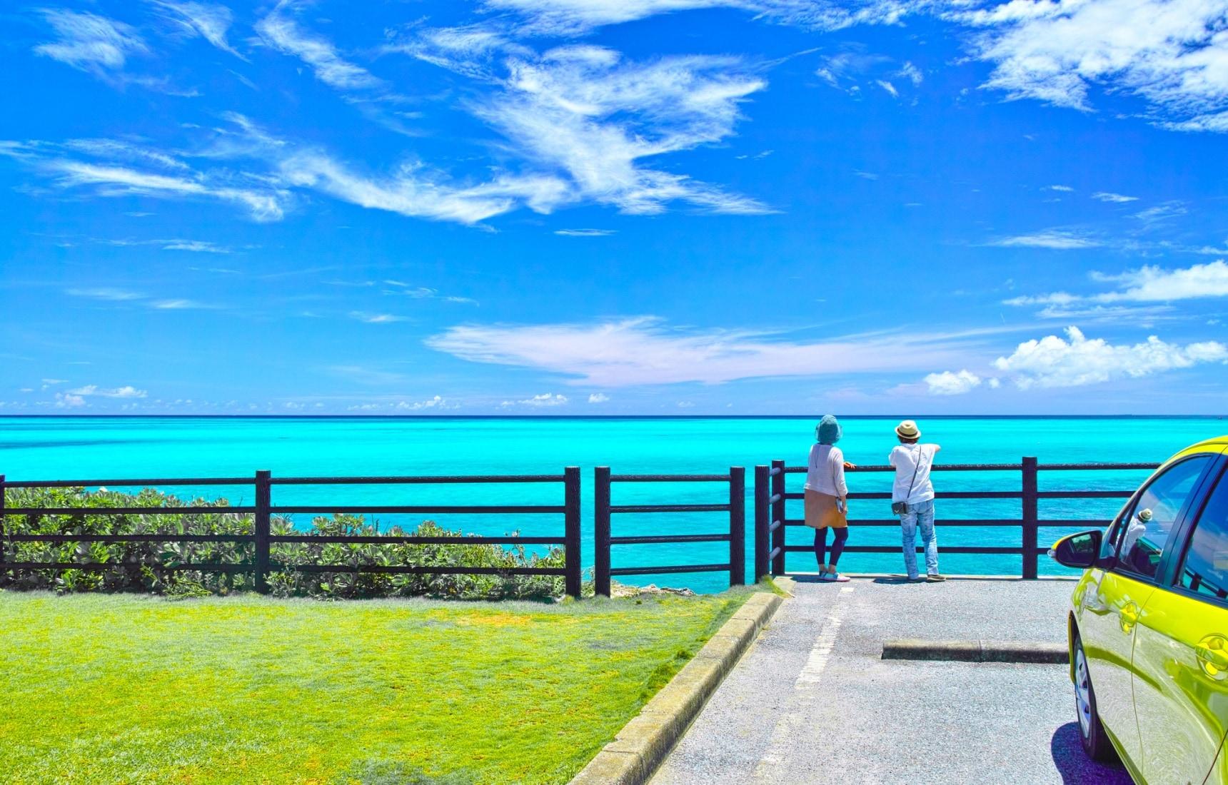 【沖繩自由行】自駕遊絕不能錯過的三座大橋與沖繩美麗海絕景
