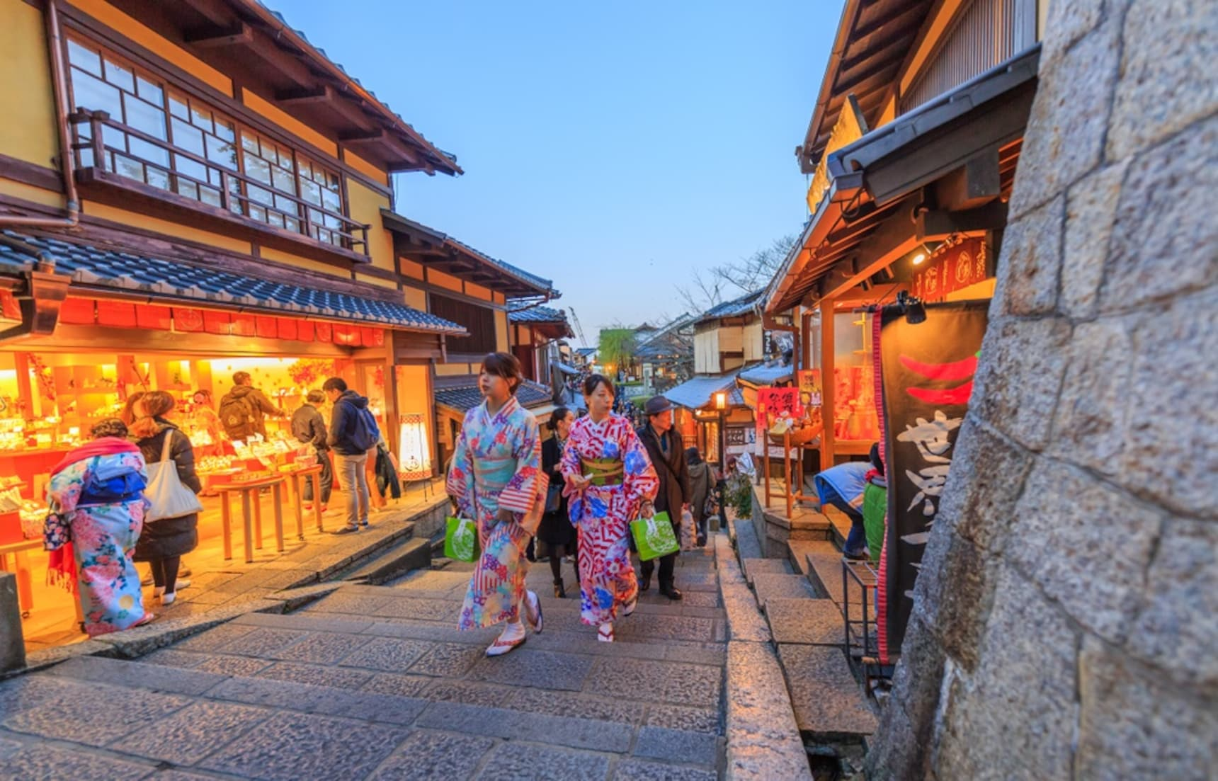 Awesome Ways to Spice up the Night in Kyoto