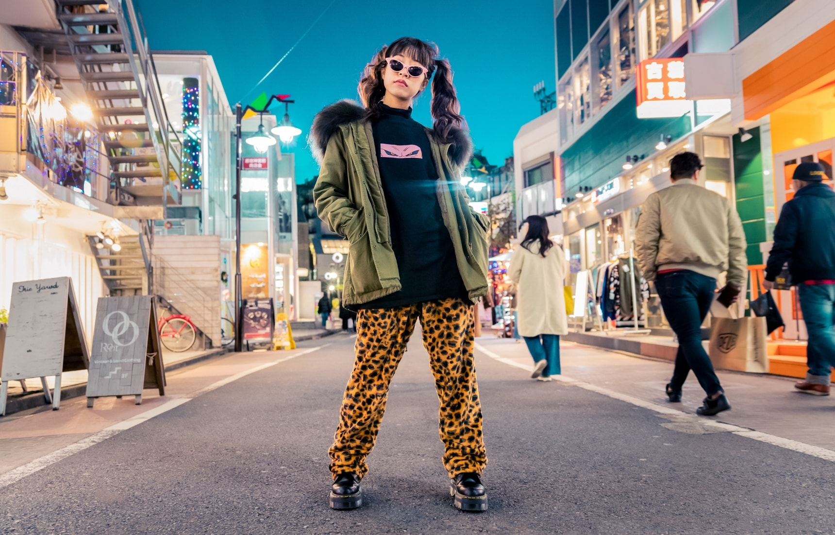 5 Little-Known Harajuku Styles