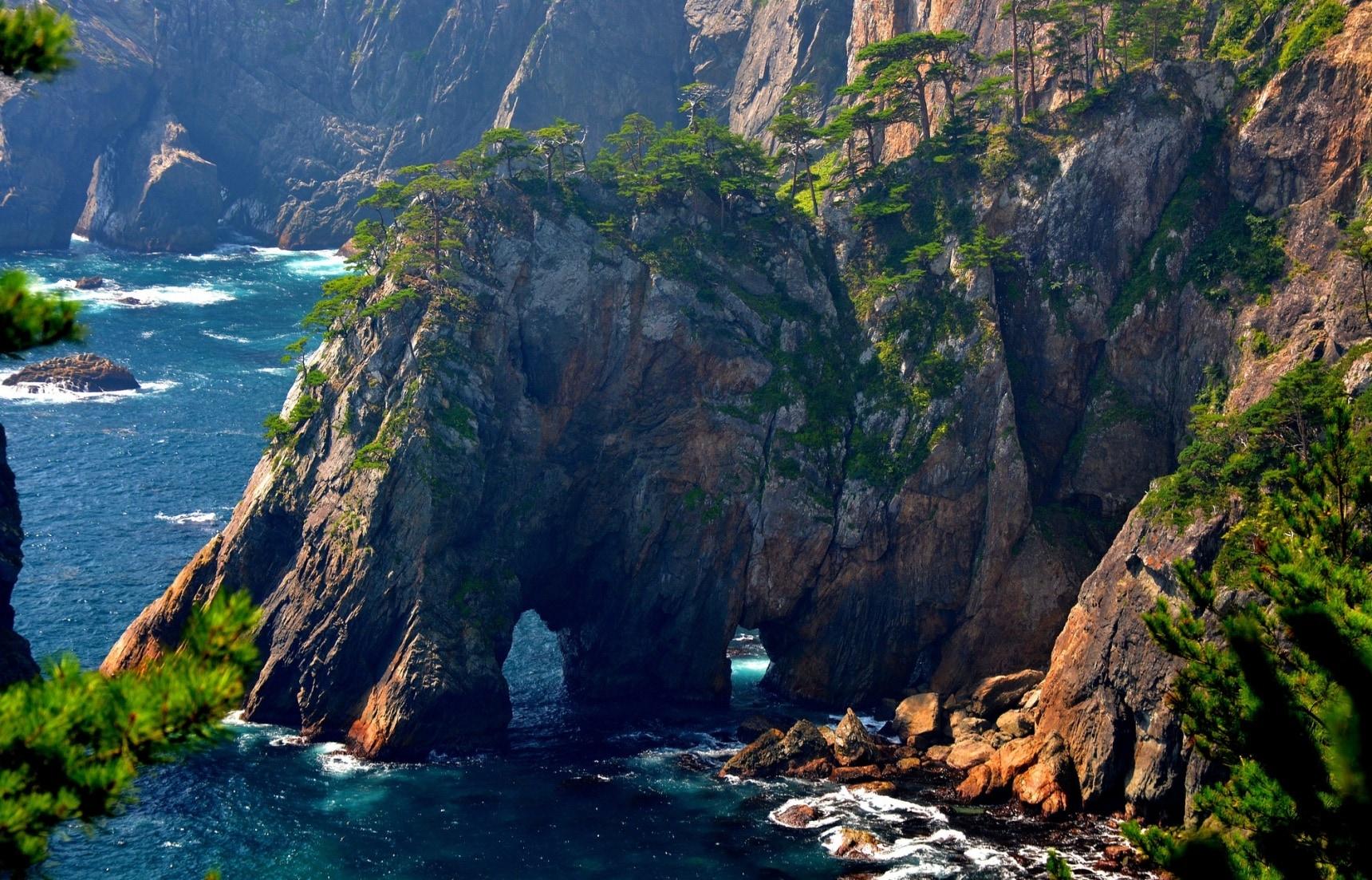 10 ที่เที่ยวแนวชายฝั่งทะเลสุดสวยในญี่ปุ่น