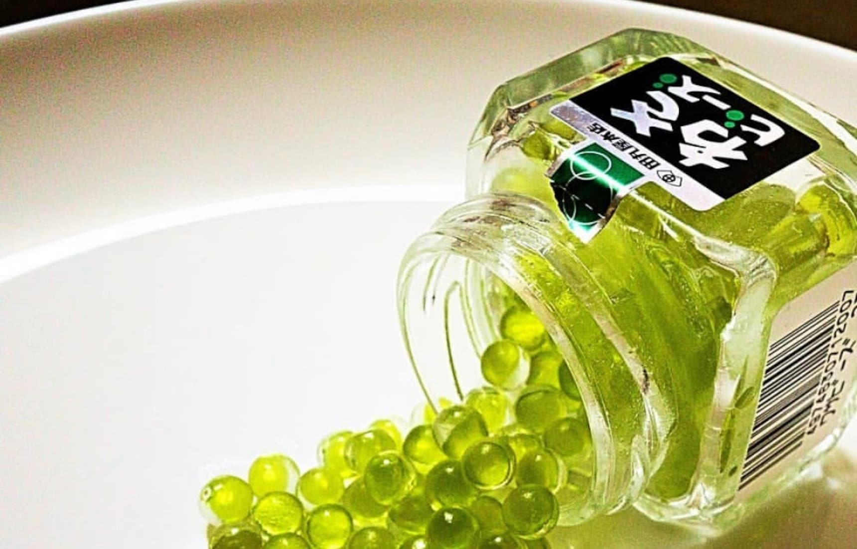 Can You Handle the Heat of Wasabi Caviar?