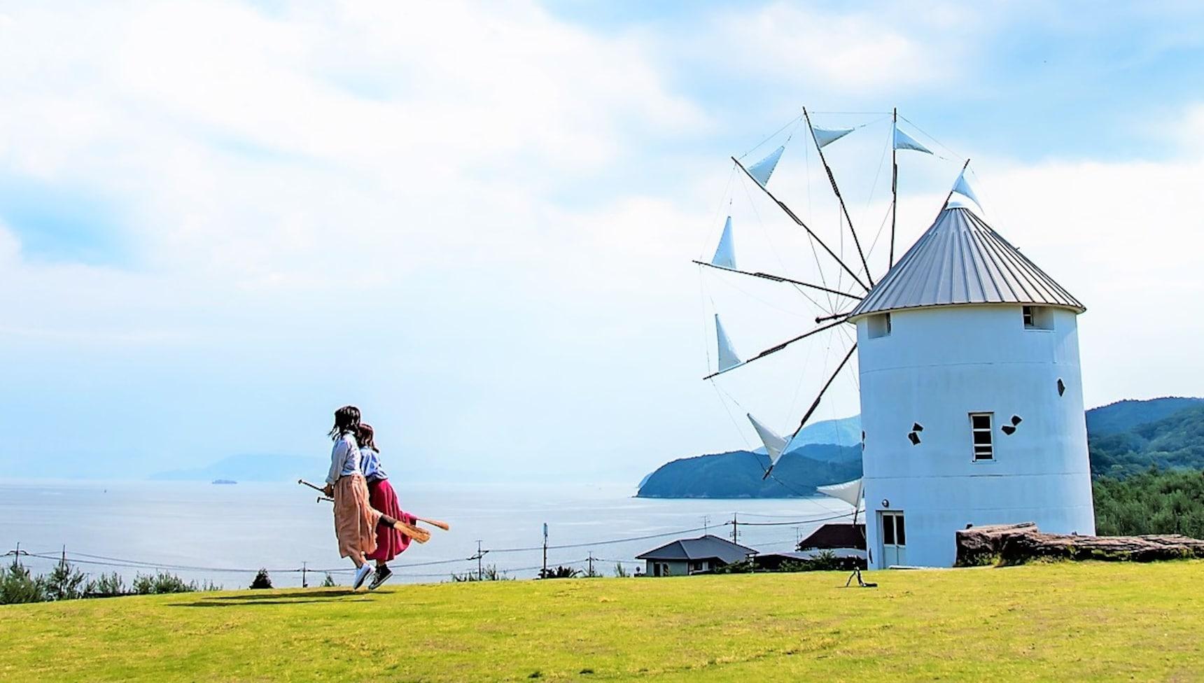 不是藝術祭也能玩得很文青!香川・小豆島一日電影拍攝地散步之旅