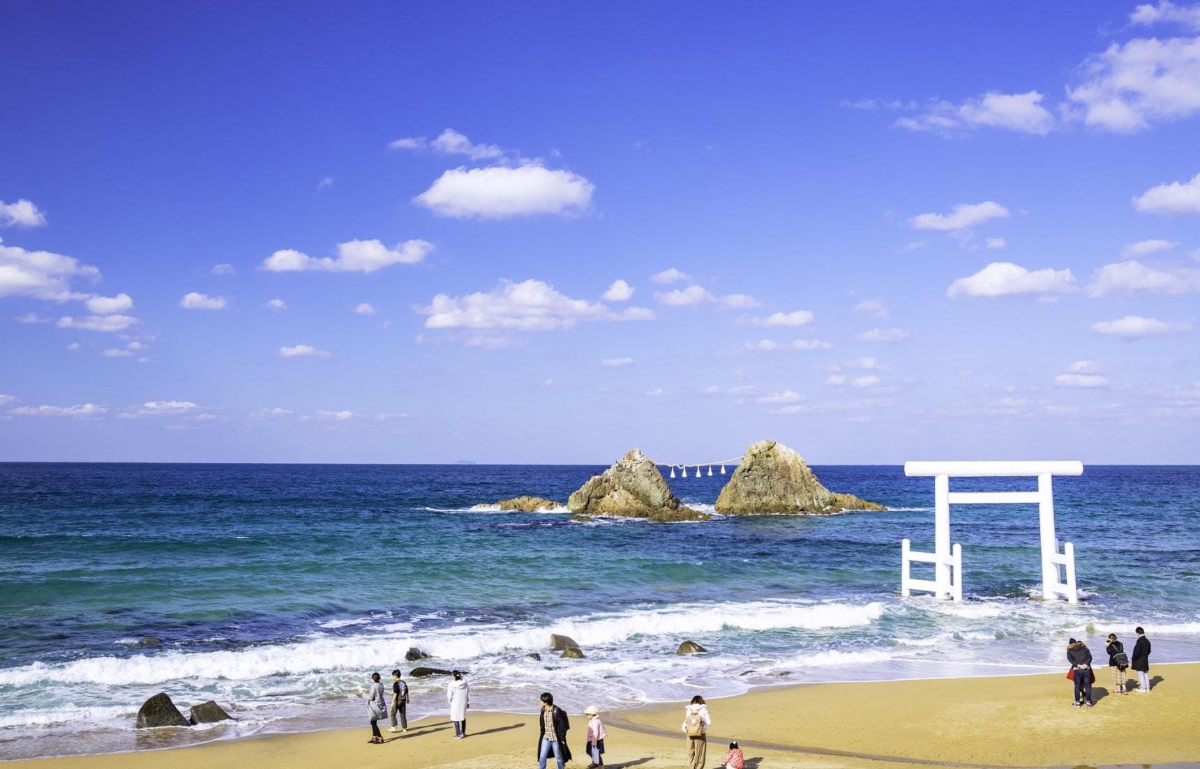 【福岡出發一日小旅行】絲島絕美無敵海景咖啡愜意自駕遊