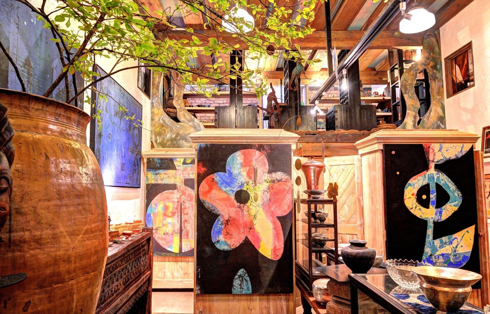 【山梨自由行】 走入自然尋訪藝術文化 清里知性之旅!