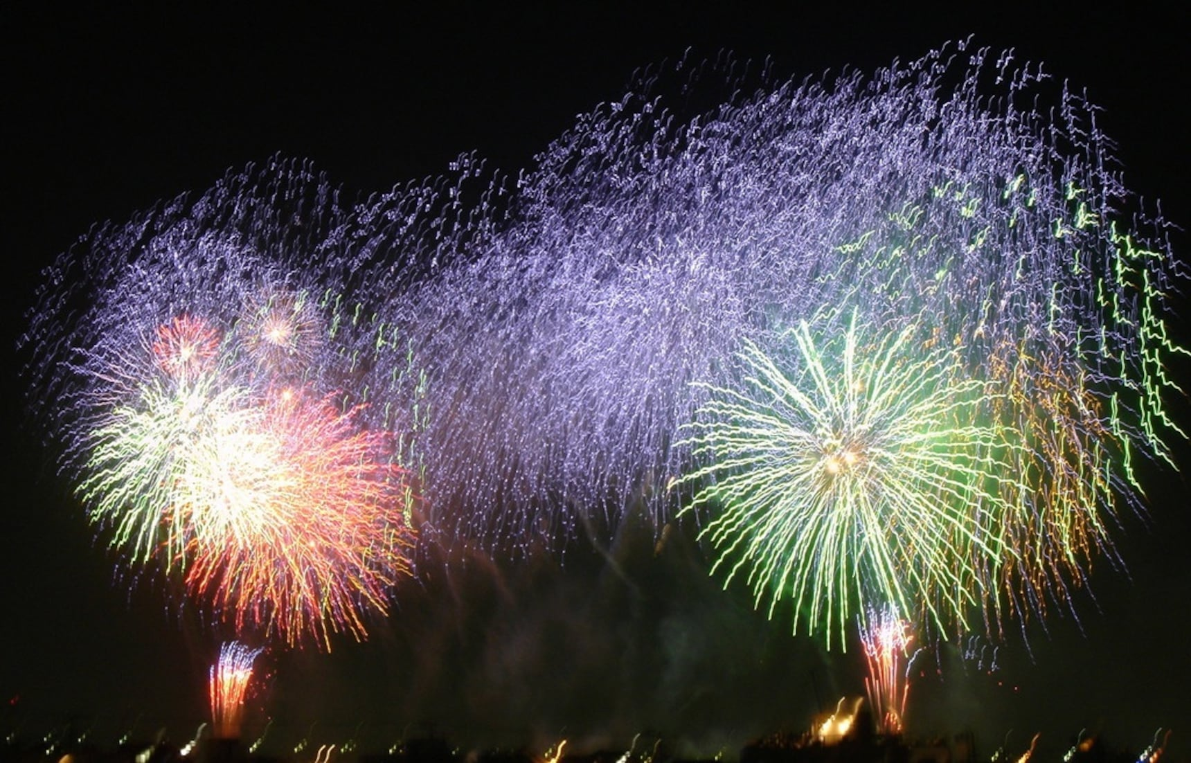 Top 8 Fireworks Festivals In the Kanto Region