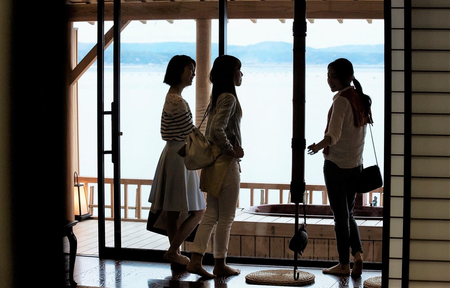 【和閨蜜一起遊日本】別再住膠囊旅館了!專為女性設計的三間特色住宿推薦