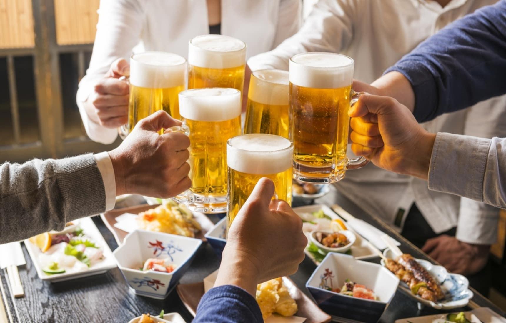 美食無罪自然享瘦!日本居酒屋吃喝不怕胖法則