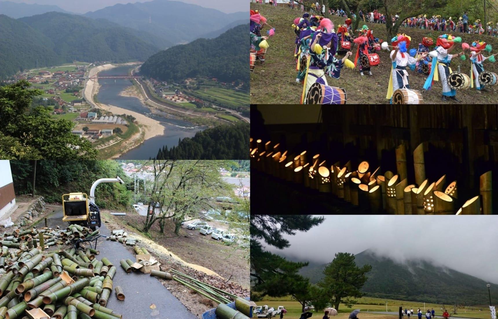 ประสบการณ์อาสาสมัครนานาชาติที่ จ.ชิมาเนะ