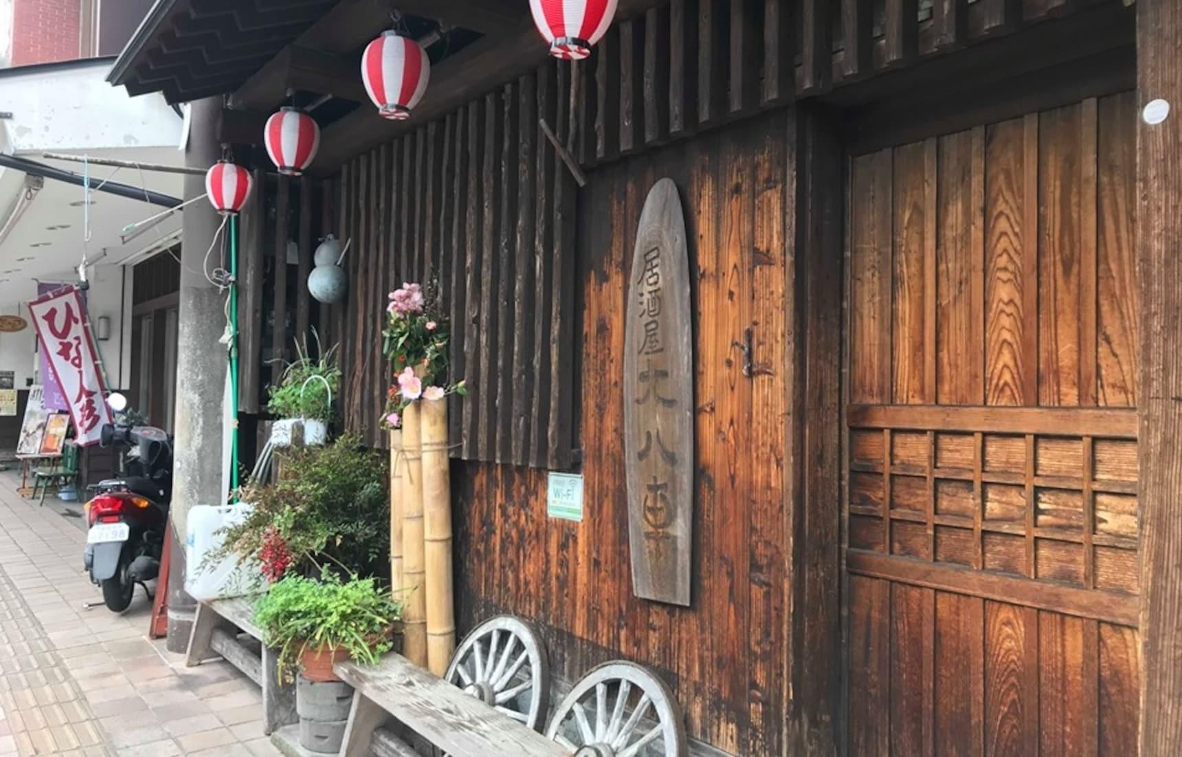 เที่ยวจังหวัดซากะ ชมเมืองญี่ปุ่นยุค60 นะคะมะจิ