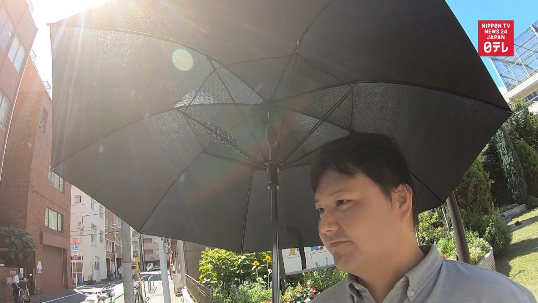 Fanbrella: the Coolest Way to Beat the Heat!