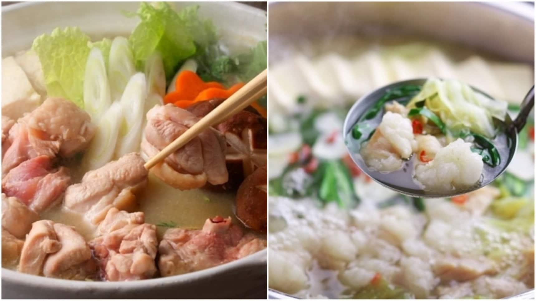 福岡兩大鍋物大對決!「水炊鍋」和「內臟鍋」你愛哪一款