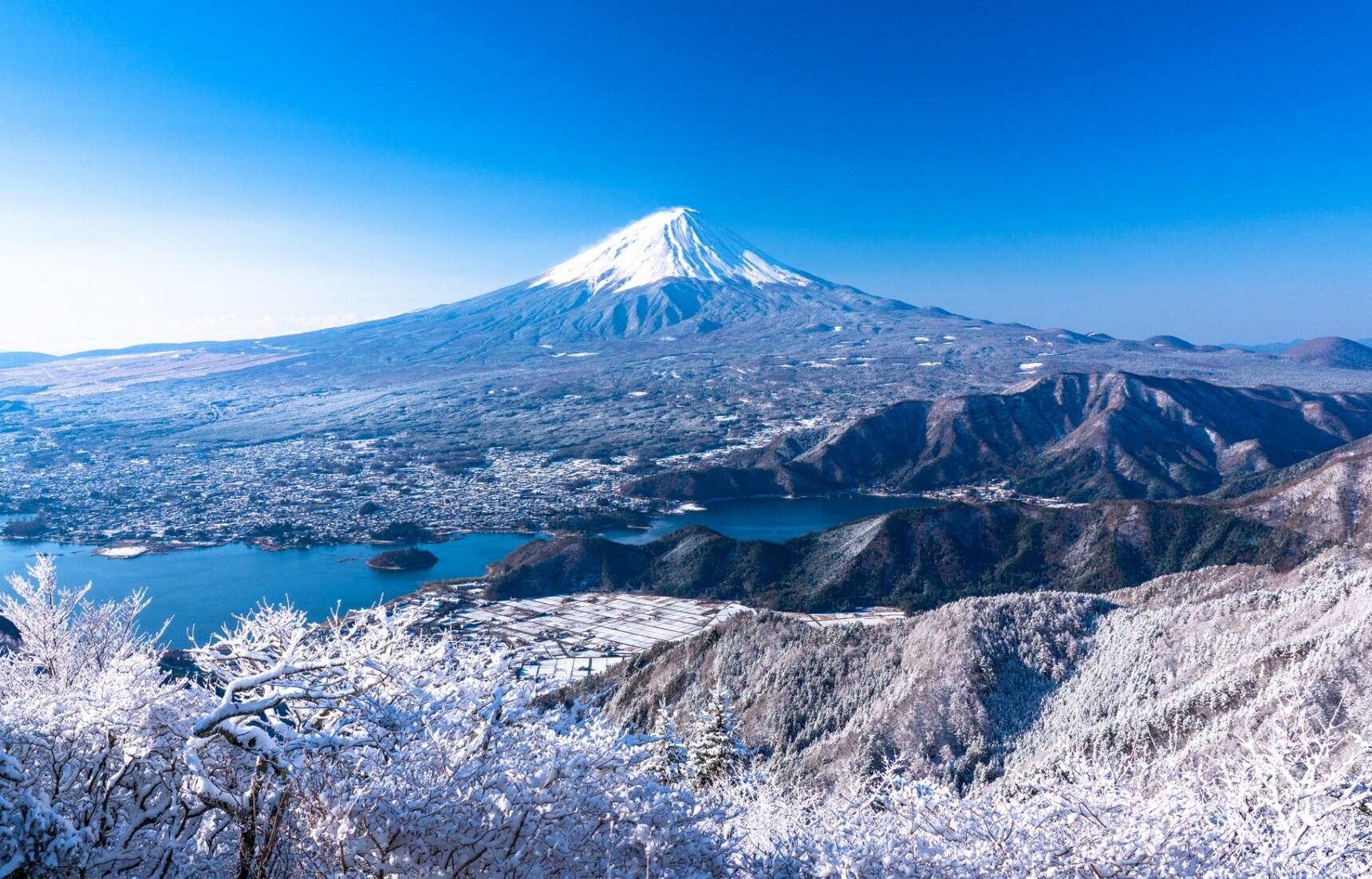 รวมจุดชมหิมะหนาๆ ตกหนักๆ ที่ไม่ไกลจากโตเกียว